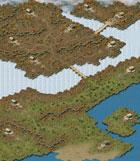 新主城地图