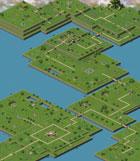 花海片区地图