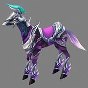 射手星紫骏兽