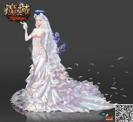 亚梦穿婚纱图_婚纱梦温馨图片 穿上婚纱做最幸福的人