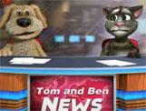 汤姆猫与笨狗搞怪新闻联播系列二